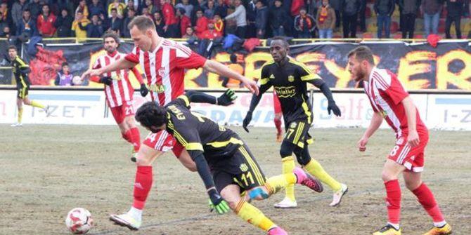 Evkur Yeni Malatyaspor, Mersin İdmanyurdu Karşısına 3 Eksikle Çıkacak