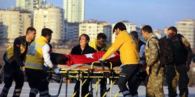 Şehit Askerlerin Cenazeleri Gaziantep'e Getirildi