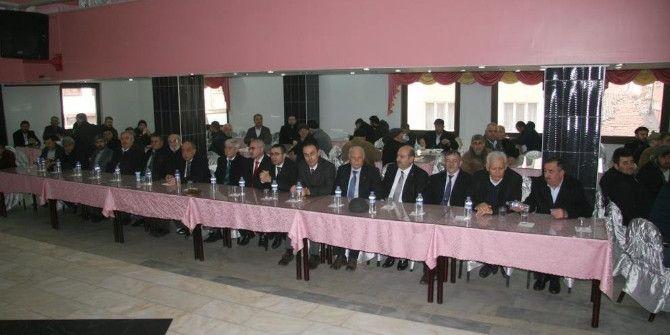 Afyonkarahisar'da, Esnaflar Başkan Birliktir'e Yeniden Yetki Verdi