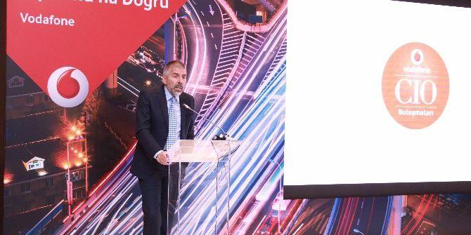 Vodafone'dan İş Dünyasına 'Gigabit Toplumu' Çağrısı