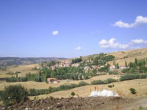 Çorum Sungurlu Karakocalı Köyü