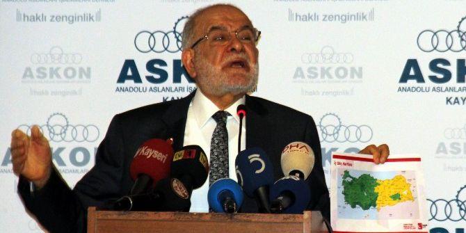 Saadet Partisi Genel Başkanı Temel Karamollaoğlu: