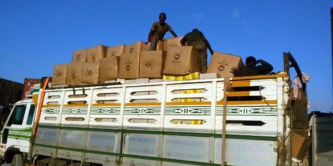 İhlas Vakfı'nın Yardımları Somaliland'da İhtiyaç Sahiplerine Dağıtıldı