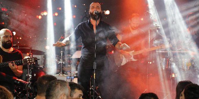 Berkay Şarkılarıyla Uludağ'ı Isıttı