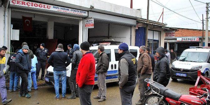 Manisa'da İş Yerinde Patlama: 3 Yaralı