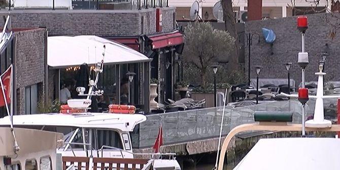 Ünlü Restoranda Silahlı Saldırı: 1 Ölü, 2 Yaralı
