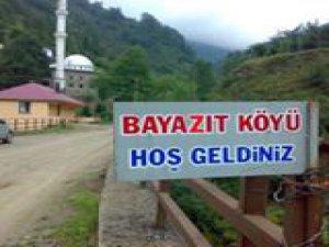 Giresun Bayazıt Köyü