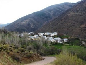 Gümüşhane Akgedik Köyü