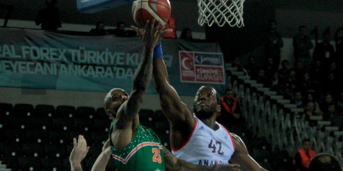 Integral Forex Türkiye Kupası Banvit'in
