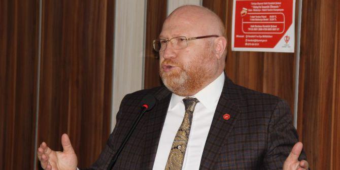 Cumhurbaşkanı Başdanışmanı Şener Karabük'te