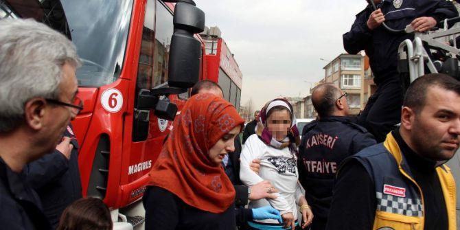 İntihar Etmek İsteyen Genç Kızı Film Gibi Operasyonla Kurtardılar