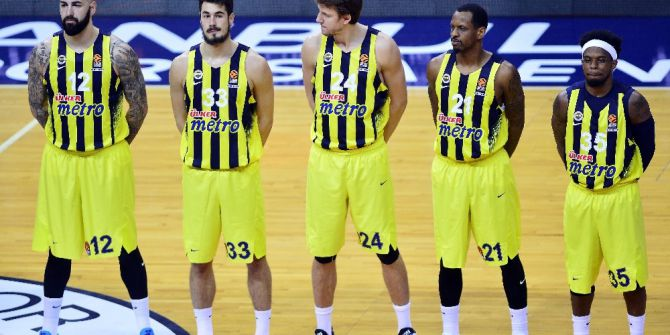 Fenerbahçe İle Olympiakos 12. Randevuda