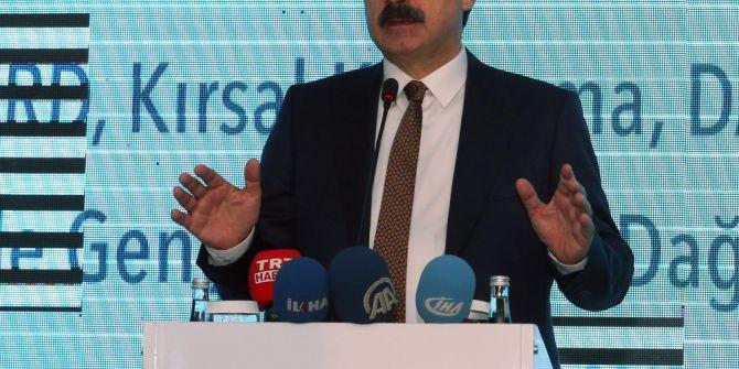 Bakan Çelik, Erzurum'dan Şap Aşılama Seferberliğini Başlattı