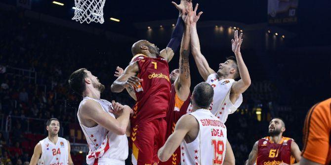 Galatasaray, Kızılyıldız Deplasmanında