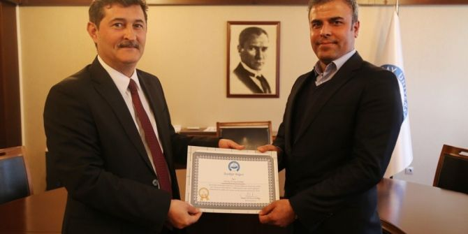 Aksaray'da Yabancılara Türkçe Öğretimi Programı Tamamlandı