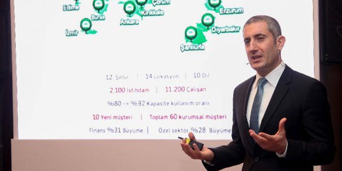Turkcell Global Bilgi'den 2017'de Bin 500 Kişiye İstihdam Hedefi