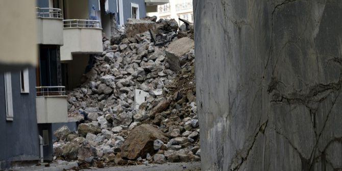 Gümüşhane'de İstinat Duvarının Çökmesine Hukuki İnceleme