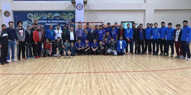 Malatya Hokey Kulübü Şampiyon Olarak Süper Lig'e Yükseldi