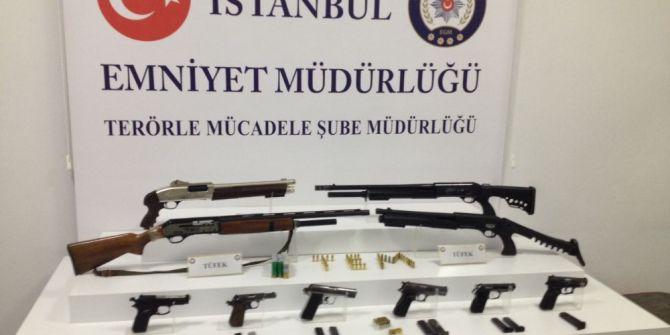 İstanbul'da Dhkp-c Operasyonu: 11 Gözaltı