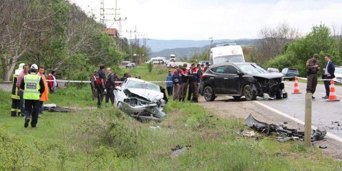 3 Kişinin Ölümüne Sebep Olan Sürücü, 5 Yıl Hapis Cezası Aldı