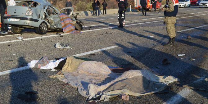 Adıyaman'daki Kazada Ölen Ve Yaralananların İsimleri Belirlendi