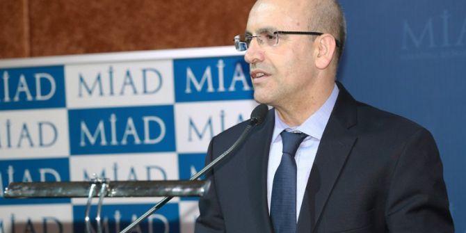 Başbakan Yardımcısı Şimşek İşadamlarına Seslendi: