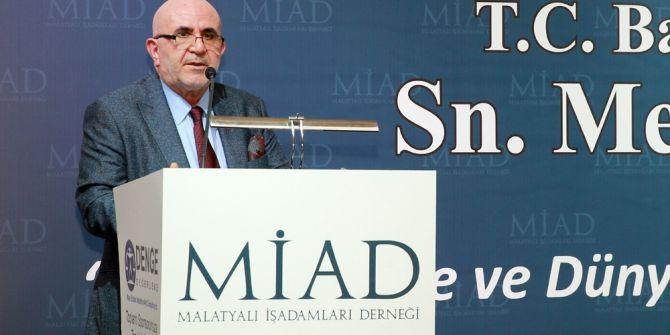 Miad Başkanı Yunus Akdaş: