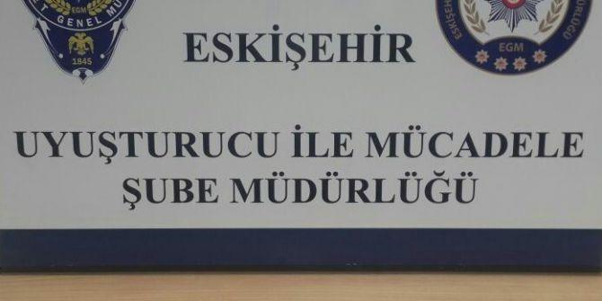 Eskişehir'de 45 Adet Extacy Hap Ele Geçirildi