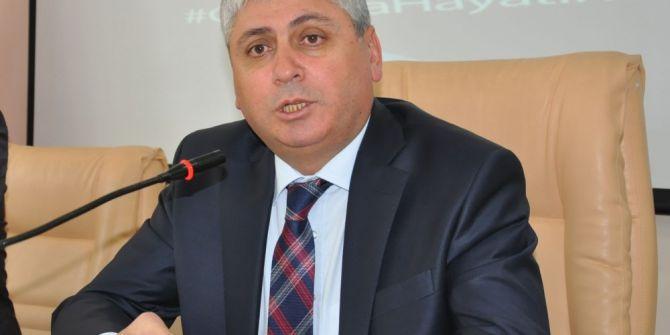 """Kars Valisi Rahmi Doğan; """"Hocalı'da 613 Azerbaycanlı Çocuk, Kadın, Yaşlı Ayrımı Gözetilmeden Zalimce Katledildi"""""""