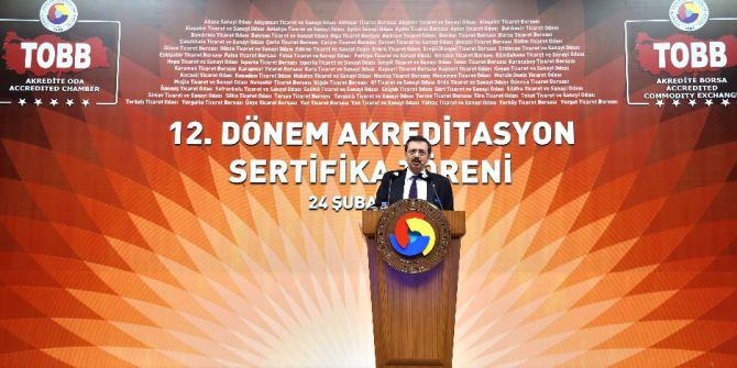 """Hisarcıklıoğlu: """"İnşallah 2017'de Reel Sektör İçin Belirsizlik Yerine Umut Hâkim Olacak"""""""