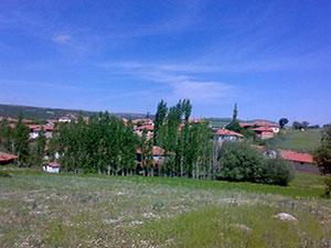 Çorum Sungurlu Kertme Köyü