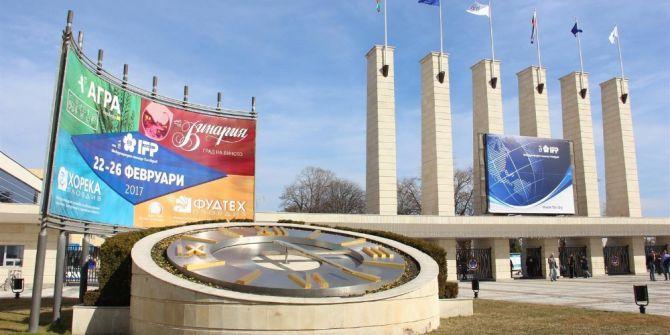 Plovdiv'de Agra 2017 Fuarı Kapılarını Açtı