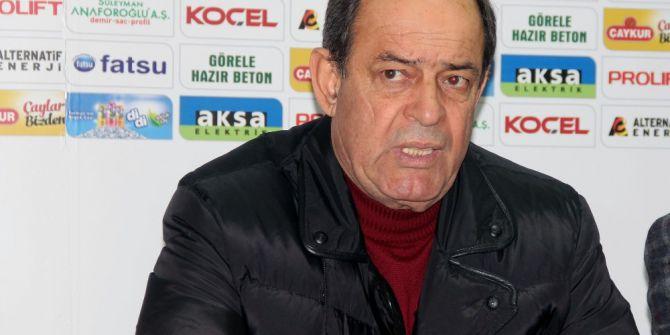 Giresunspor - Elazığspor Maçının Ardından