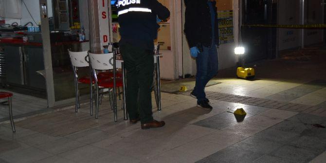 Manisa'da Silahlı Kavga: 1 Yaralı