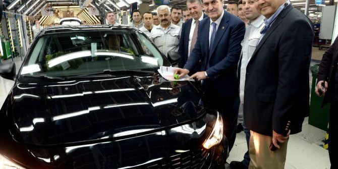 Dündar, Fiat Egea'nın Onay Mührünü Vurdu