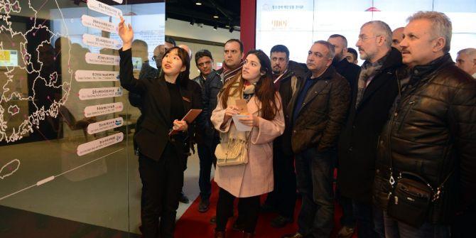 Btso'dan Uzak Doğu'nun Teknoloji Üssüne İnceleme