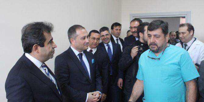 Cezaevine Hastane Gibi Sağlık Birimi Açıldı