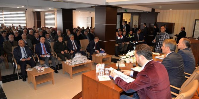 """Bolu Valisi Aydın Baruş: """"Muhtarlar Halkın İradesini En Ücra Köşede Yansıtan Birimler"""""""