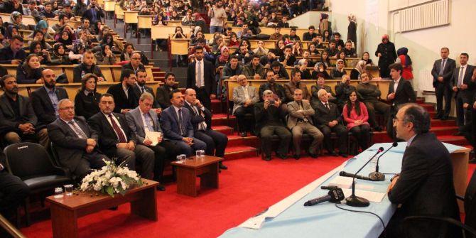 """Maliye Bakan Yardımcısı Yavilioğlu: """"Cumhurbaşkanlığı Hükümet Sistemi İstikrar Demektir"""""""