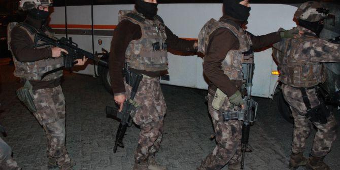 Şişli'de Uyuşturucu Operasyonu