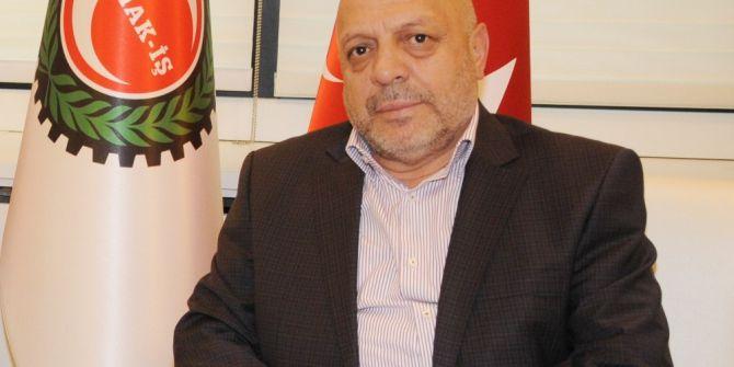 Hak-iş Genel Başkanı Arslan'dan 28 Şubat Açıklaması