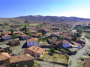 Çorum Sungurlu Kırankışla Köyü