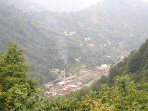 Rize Ambarlık Köyü