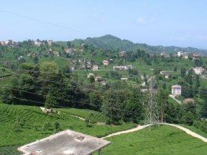 Rize Azaklıhoca Köyü