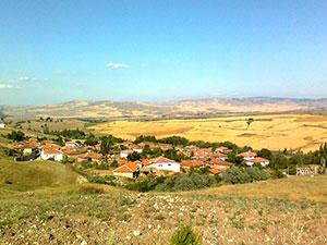 Çorum Sungurlu Körkü Köyü