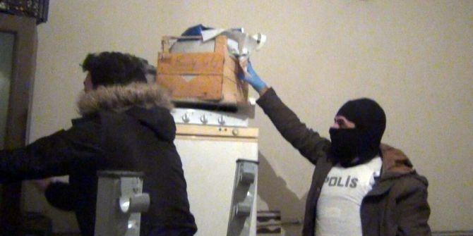 İstanbul'da Deaş Operasyon: 6 Gözaltı