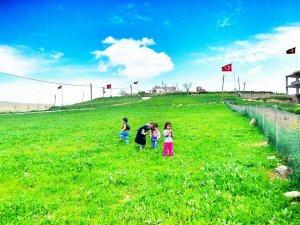 Siirt Bayraktepe Köyü