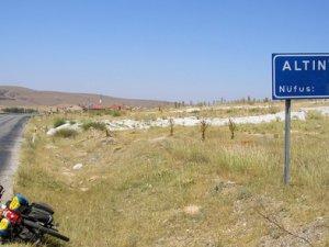 Uşak Altıntaş Köyü