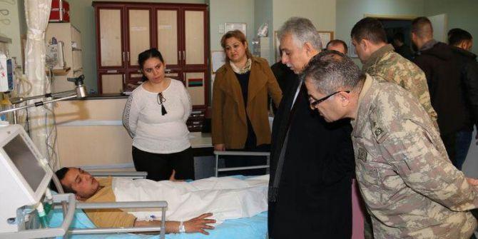Hakkari'de Yıldırım Düştü, 4 Asker Yaralandı