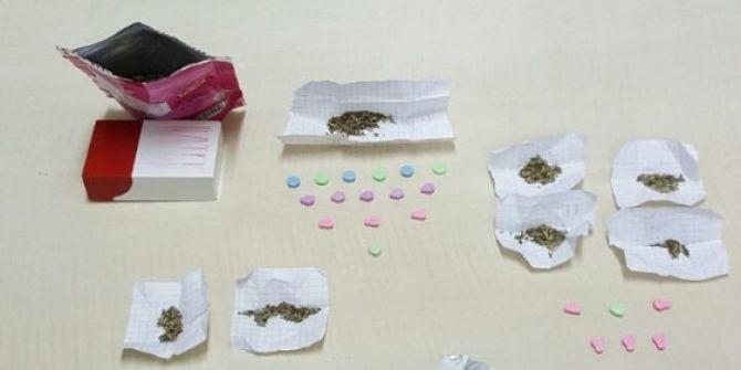 Koltuktan Uyuşturucu Çıktı, Zehir Taciri Tutuklandı